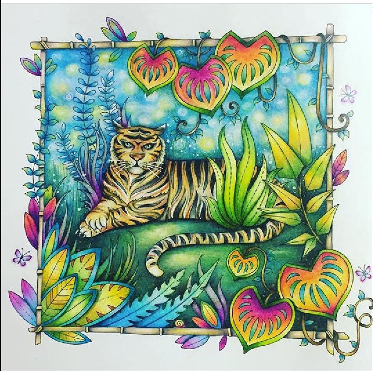 Pin von Ruth O\'Hara auf Lost Ocean / Magical Jungle | Pinterest ...