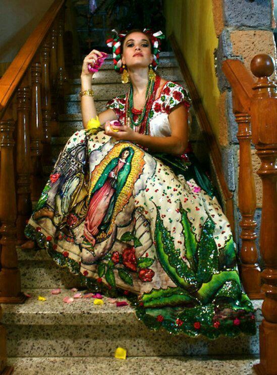 La belleza de los bordados mexicanos,,, sin igual,,