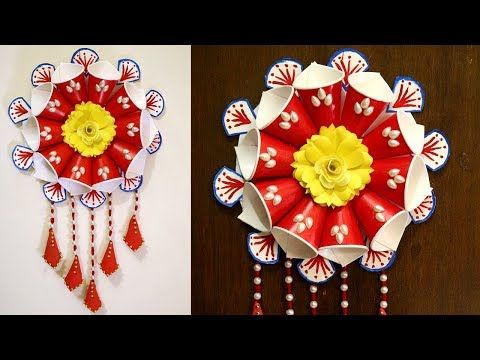 DIY - Genius craft idea with waste material - Best out of waste