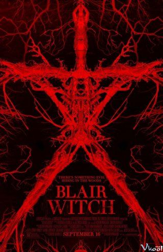 Phù Thủy Blair - HD