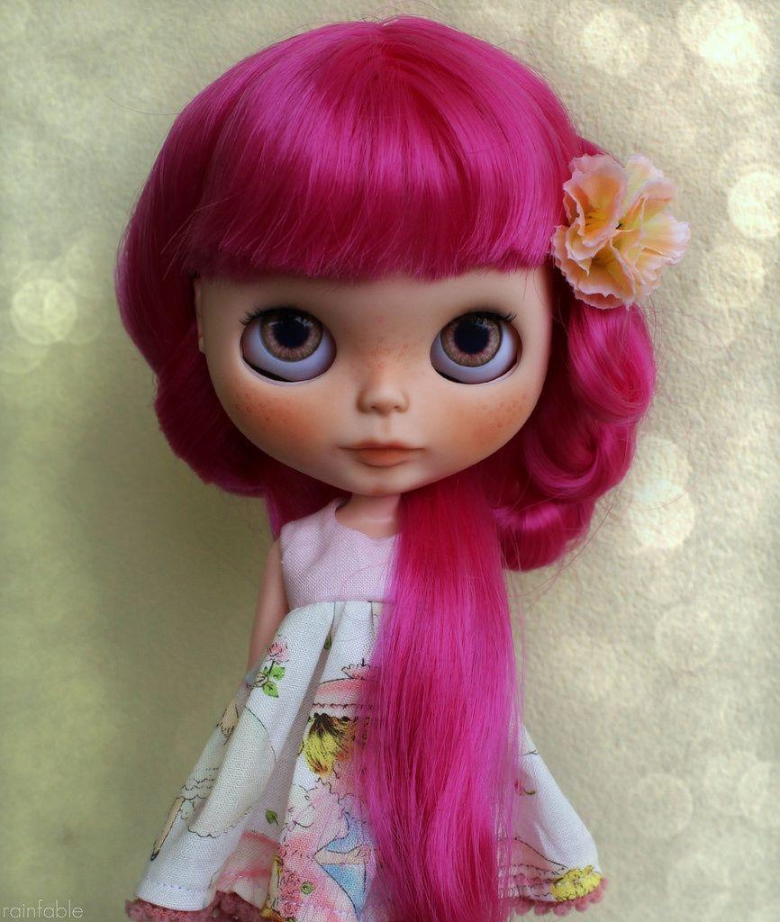 Flickr Blythe dolls, Beautiful dolls, Dolls