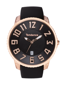 tendence watches  Swiss Chrono Black/Gold $799.99
