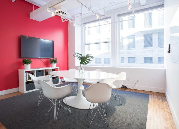 Vibrant Design for JW Player's NYC Office | Office Design