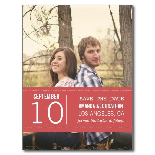 ==> consumer reviews          	Red Design Photo Save The Date Post Cards           	Red Design Photo Save The Date Post Cards We provide you all shopping site and all informations in our go to store link. You will see low prices onHow to          	Red Design Photo Save The Date Post Cards Revi...Cleck Hot Deals >>> http://www.zazzle.com/red_design_photo_save_the_date_post_cards-239417486076865267?rf=238627982471231924&zbar=1&tc=terrest