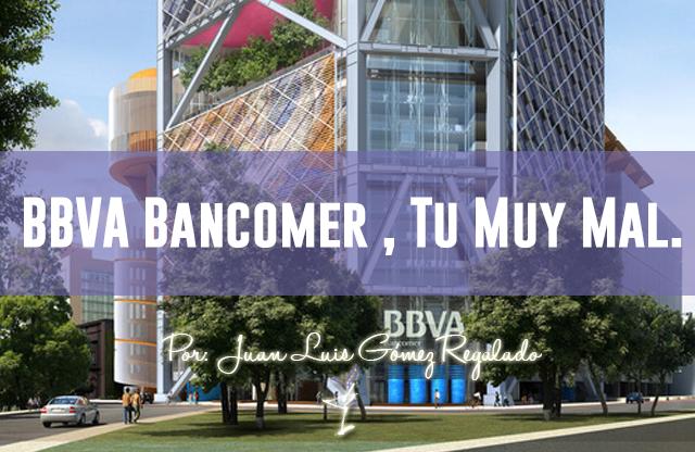 BBVA Bancomer , Tu Muy Mal. - Púrpura