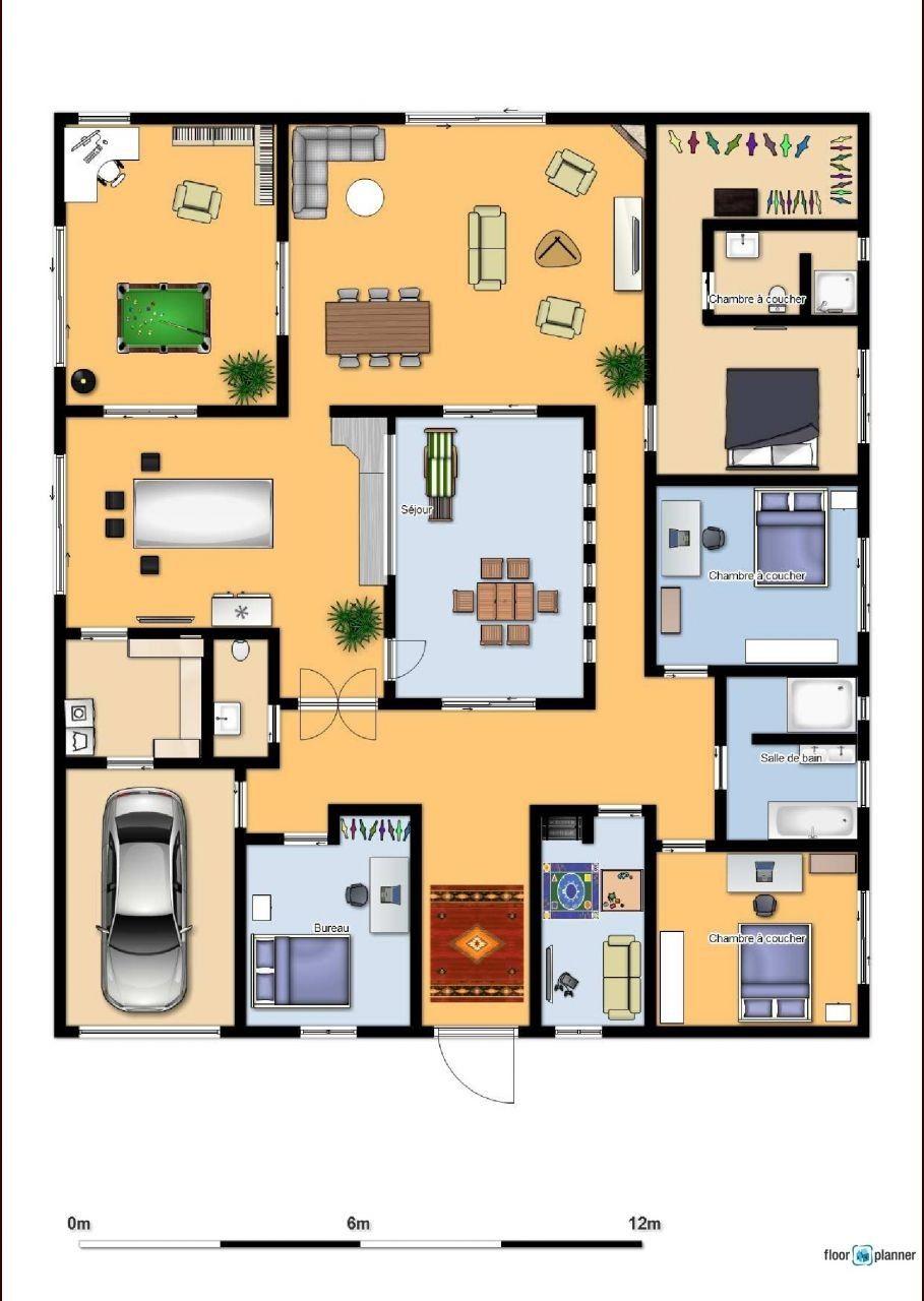 plan de maison trecobat
