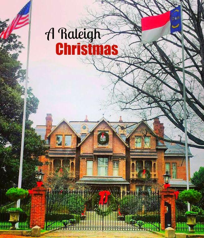 Christmas In North Carolina S Capital City Raleigh N C