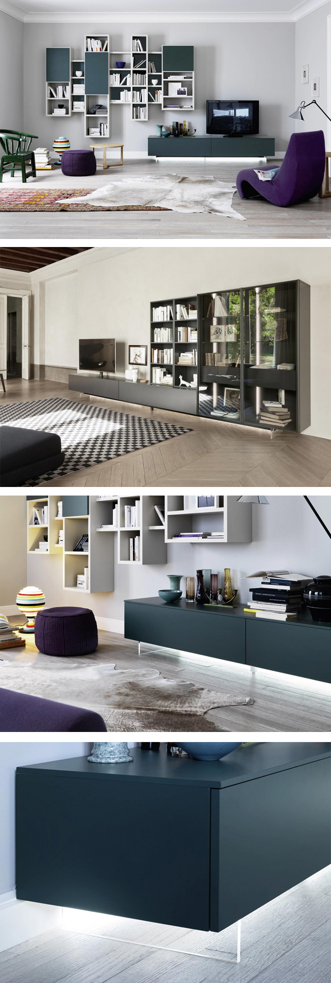 Livitalia Tv Sockel Transparent Tvs Tv Unit And Office Designs # Moderne Table A Tv