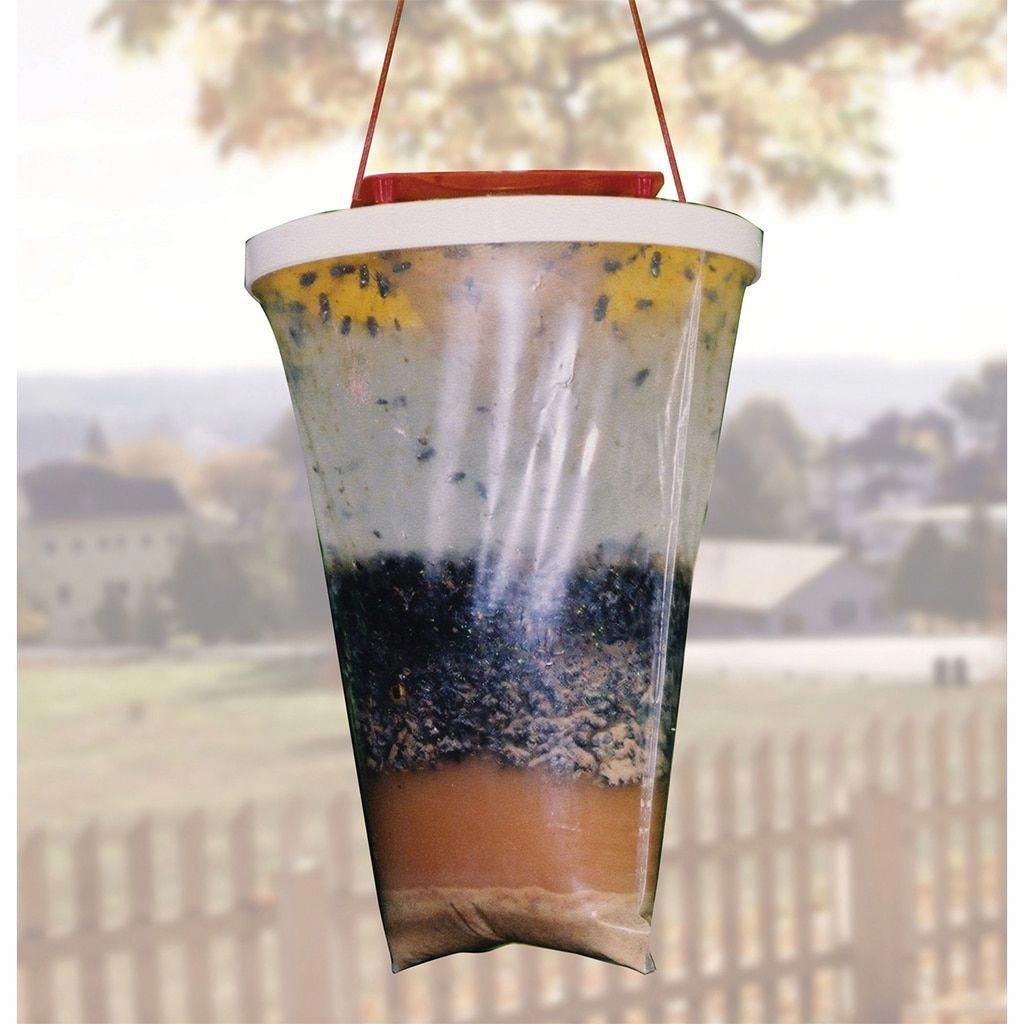 Flies be gone nontoxic fly trap pest control fly traps