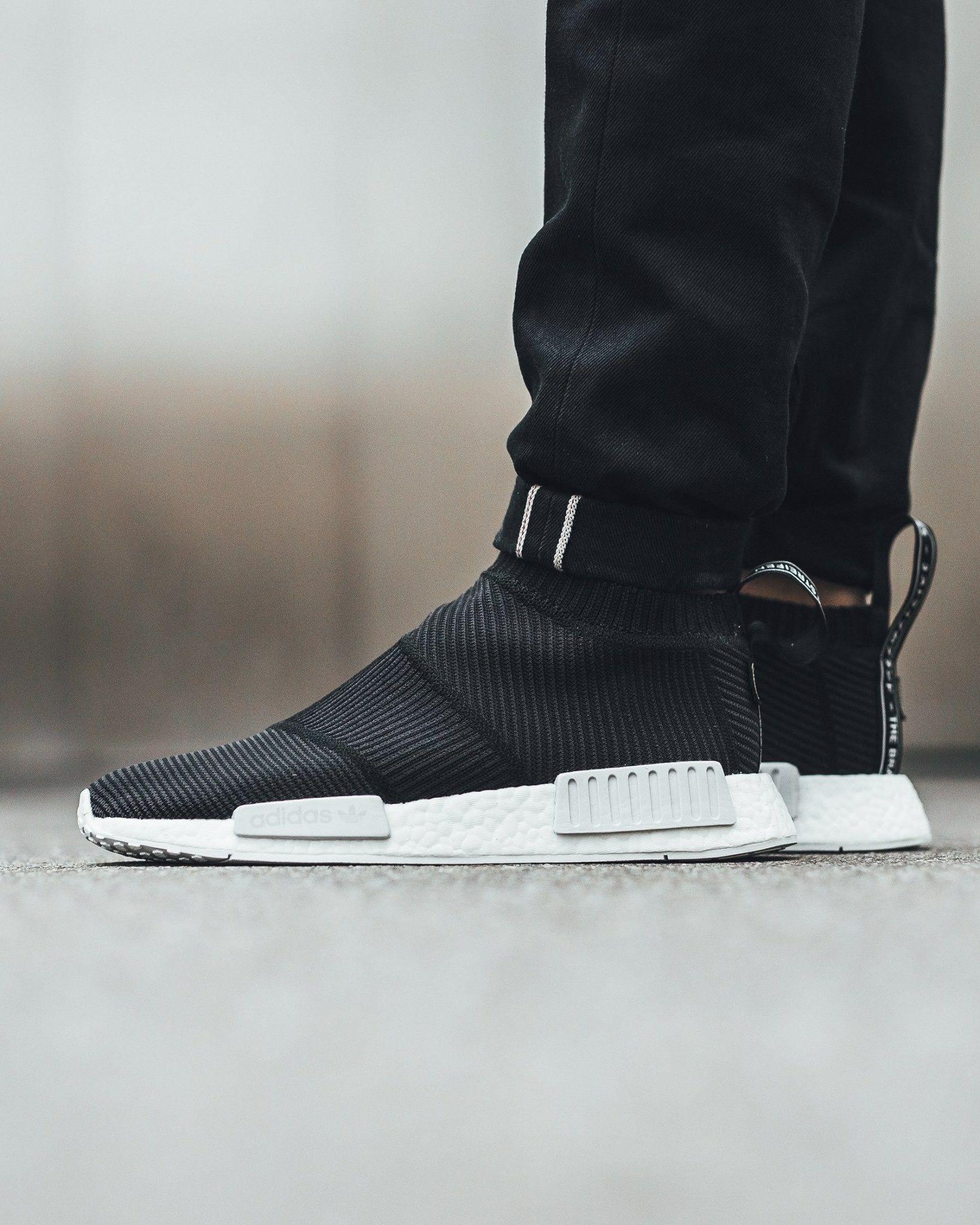 adidas Originals NMD_CS2 GTX | Nike shoes outfits, Black