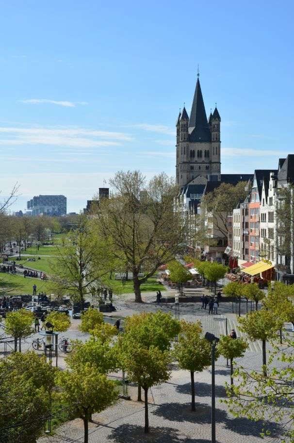 old town of cologne - Koln Must See