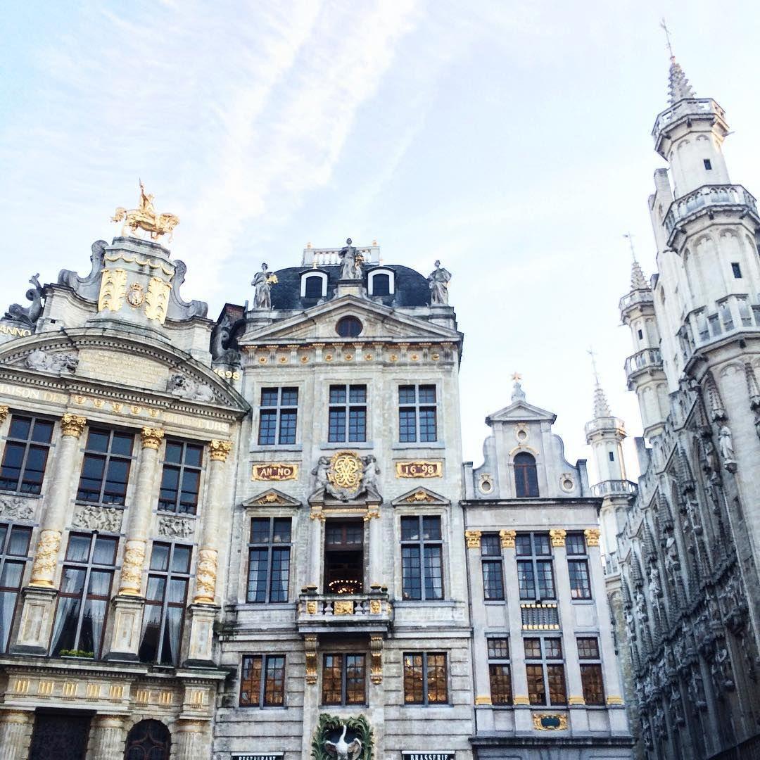 polabur instagram. Hello, Brussels!