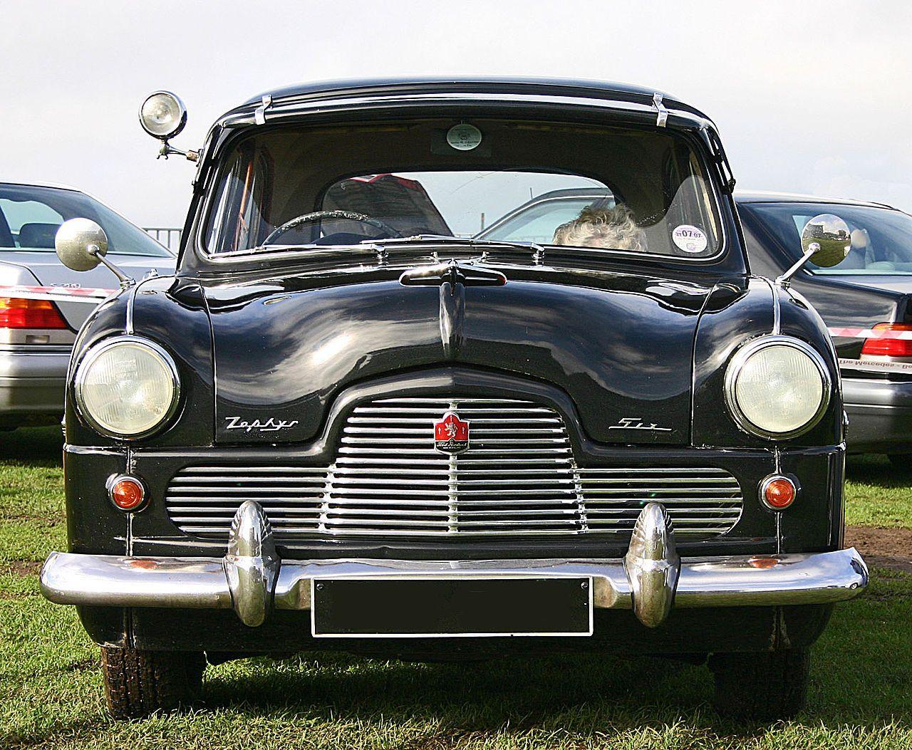 1954 Ford Zephyr Six