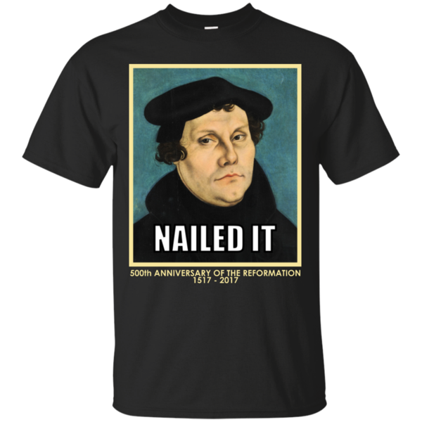 martin luther calvinist