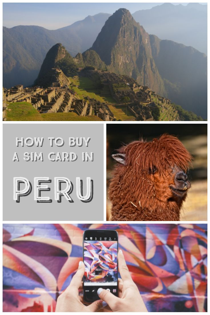 How to easily and affordably buy a sim card in Lima, Peru  is part of All You Need To Know About Sim Cards In Peru Peru For Less - Ever wondered how much work it takes to buy a sim card in Peru  Our guide on how to buy a sim card in Peru has the questions to your answers