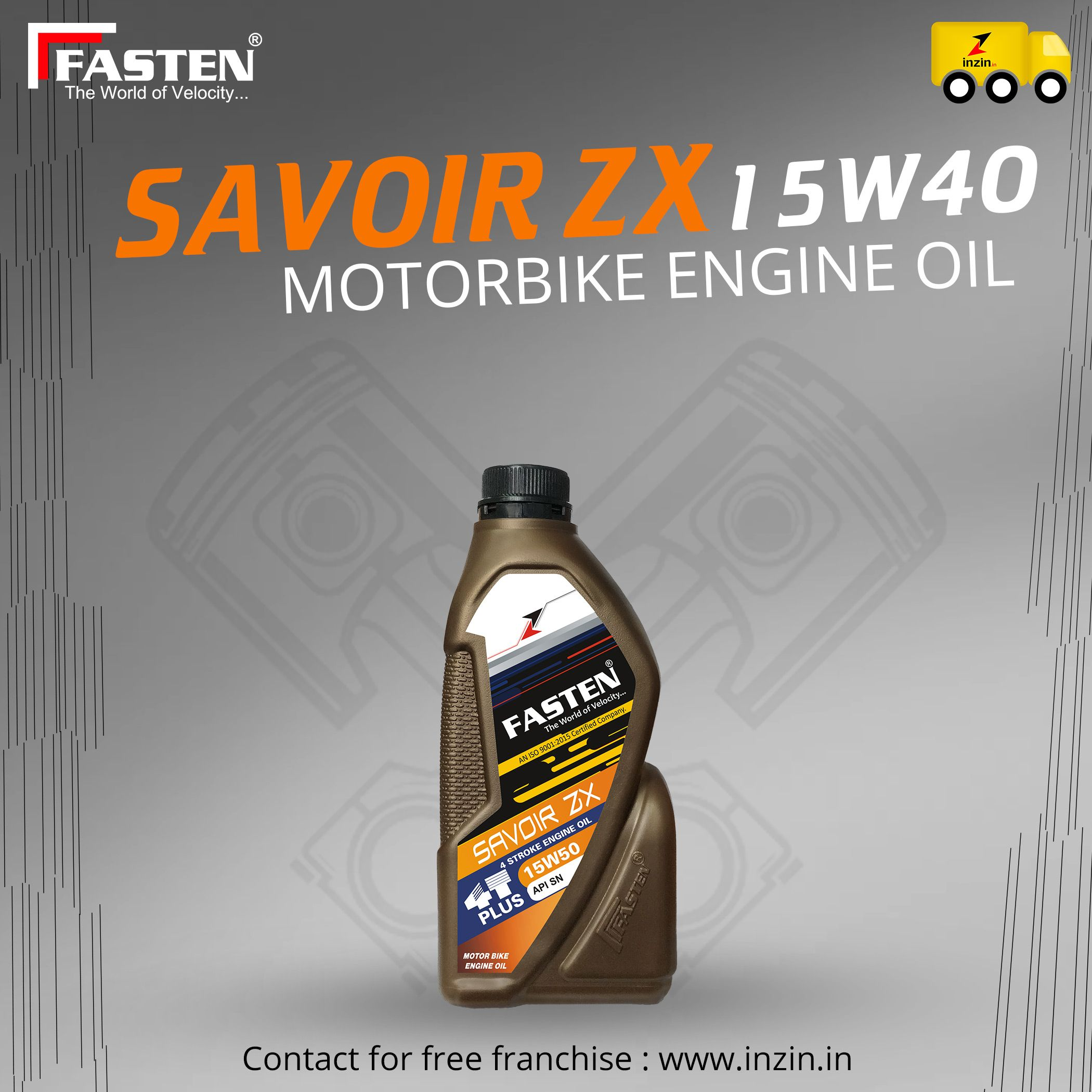 Savoir Zx 15w40 Engine Oil Oils Engineering Oil Container