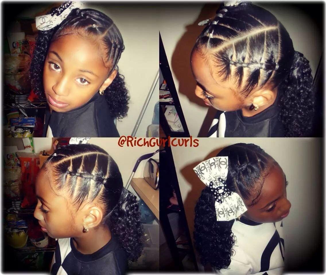 mixed girls hairstyle, natural   bella   hair styles, mixed