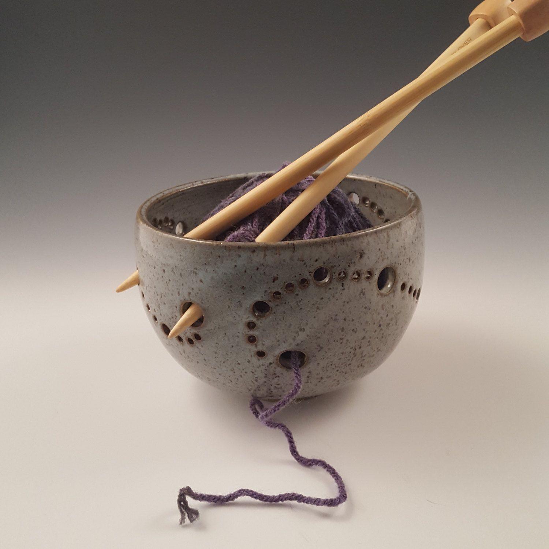 Decorative Ceramic Bowls Ceramic Bowl Ceramic Yarn Bowl Handmade Pottery Bowl Decorative