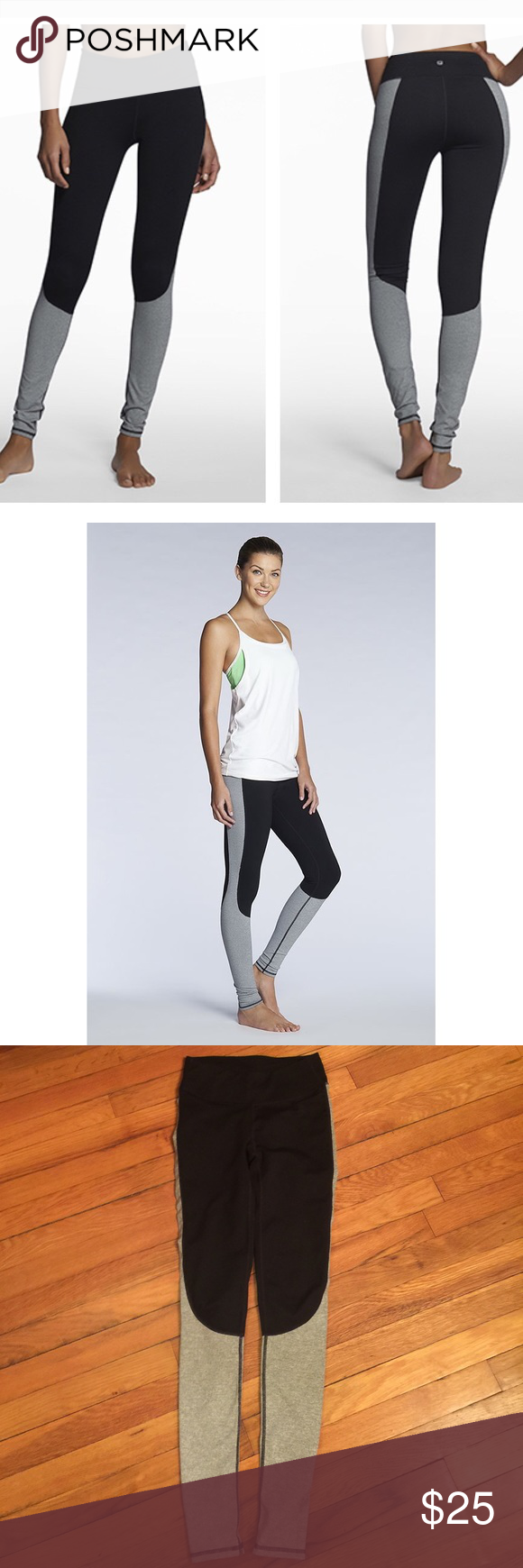 """Fabletics Sydney leggings Excellent, like new condition. This is sold out online, features maximum compression, mid rise and 29""""inseam. Fabletics Pants Leggings"""