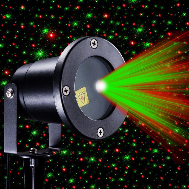 Christmas Laser star Light Outdoor Garden Decoration Waterproof IP65