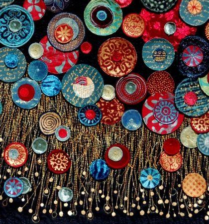 Detail, Blue Spring - Zsofi Atkins (Hungary)