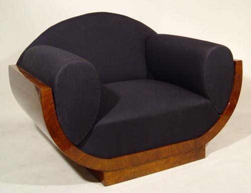 art deco m bel ein aussergew hnlich sch ner art deco sessel theater hotel wien design. Black Bedroom Furniture Sets. Home Design Ideas