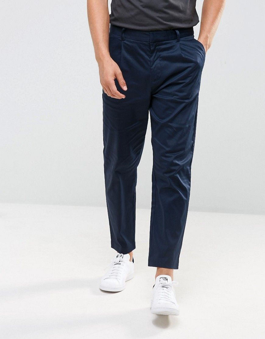 ASOS | Online shopping for the Latest Clothes & Fashion. Navy ChinosNavy ...
