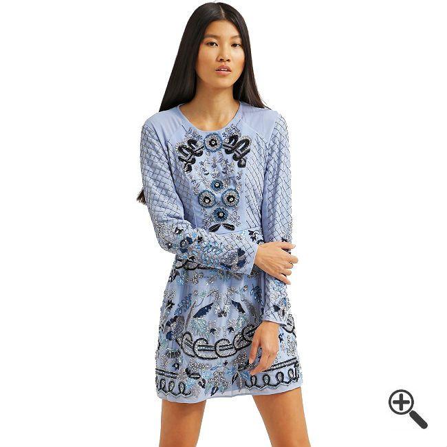Needle & Thread Kleider + 3 Schicke Outfits für Karoline: http://www ...
