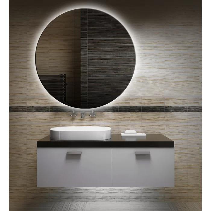 Badezimmerspiegel Badezimmerspiegel Runde Badezimmerspiegel Badezimmerspiegel Beleuchtung