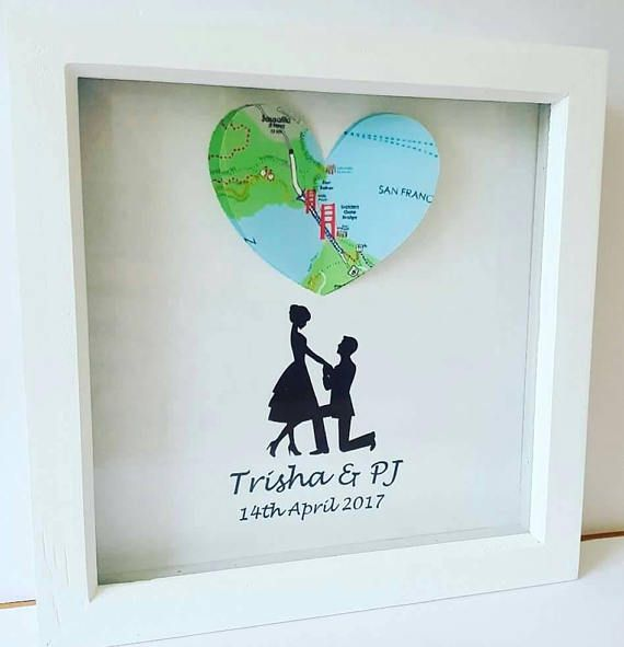 Pin By InTheFrame On Proposal And Wedding Gifts