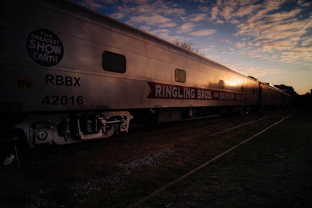 Ringling Bros. #CambMA