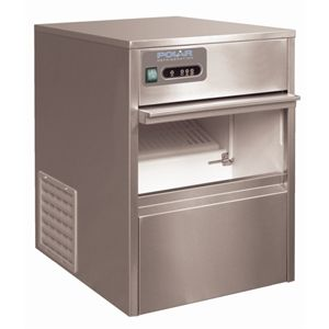 Polar G Series Countertop Ice Machine 20kg Output Commercial