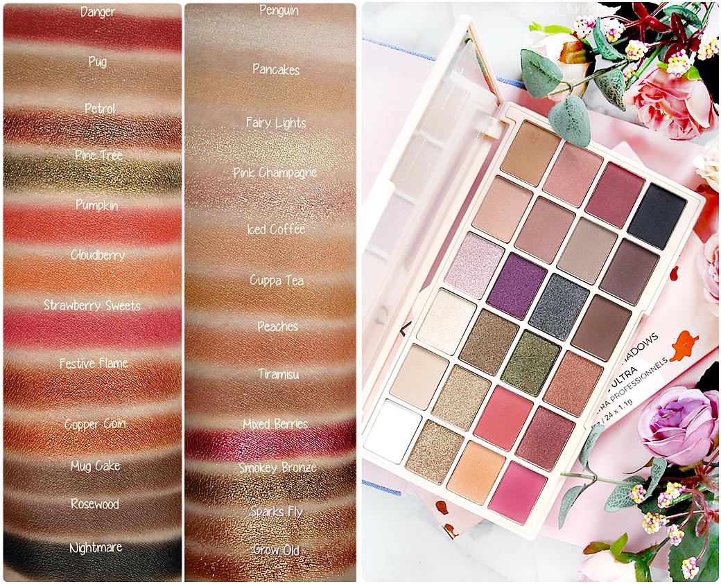 Evelena Stories in Bloom Makeup Revolution Soph