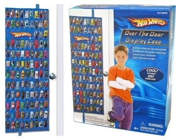 Hot Wheels Over The Door Display Case Kids Toys Amazon