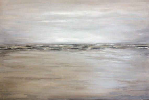 Large Abstract Landscape Painting Extra Large Abstract