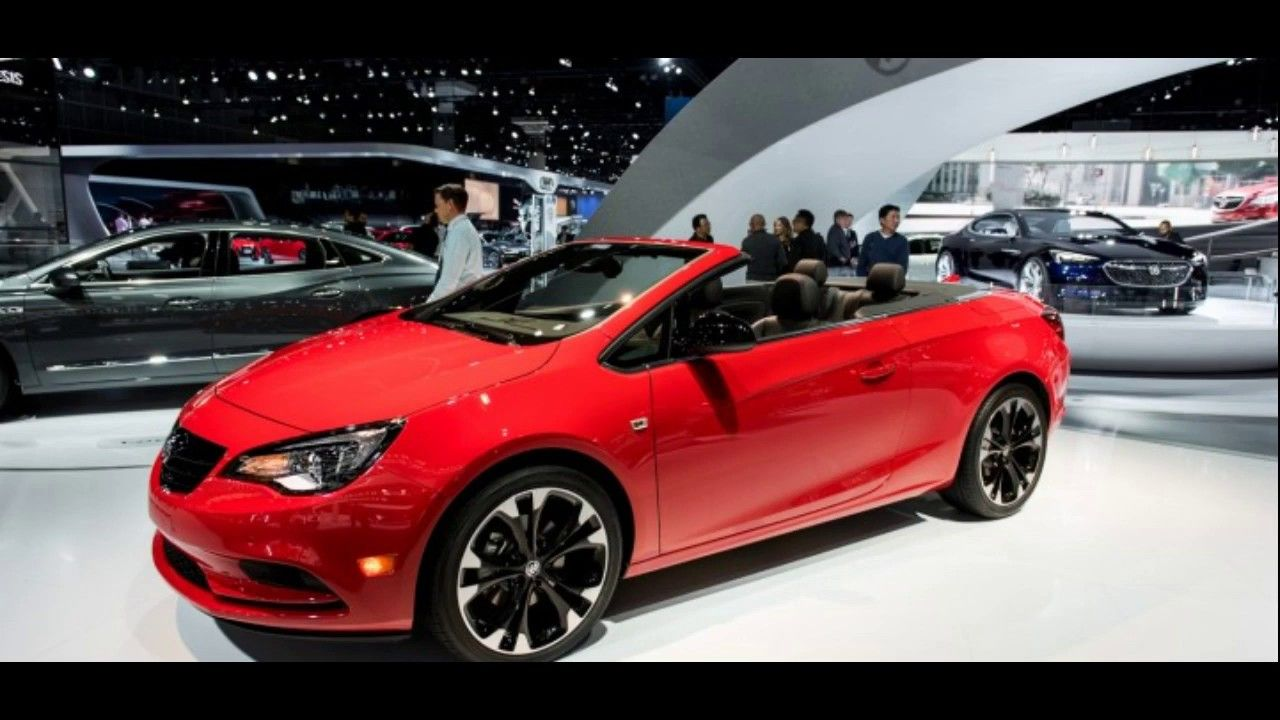 2019 Buick Cascada New Convertible From Usa Buick Cascada Buick Convertible