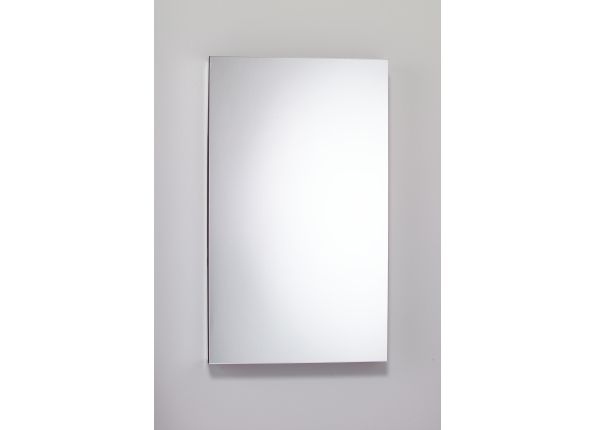 Robern Medicine Cabinet With Flat Plain Mirror Electrical Outlets