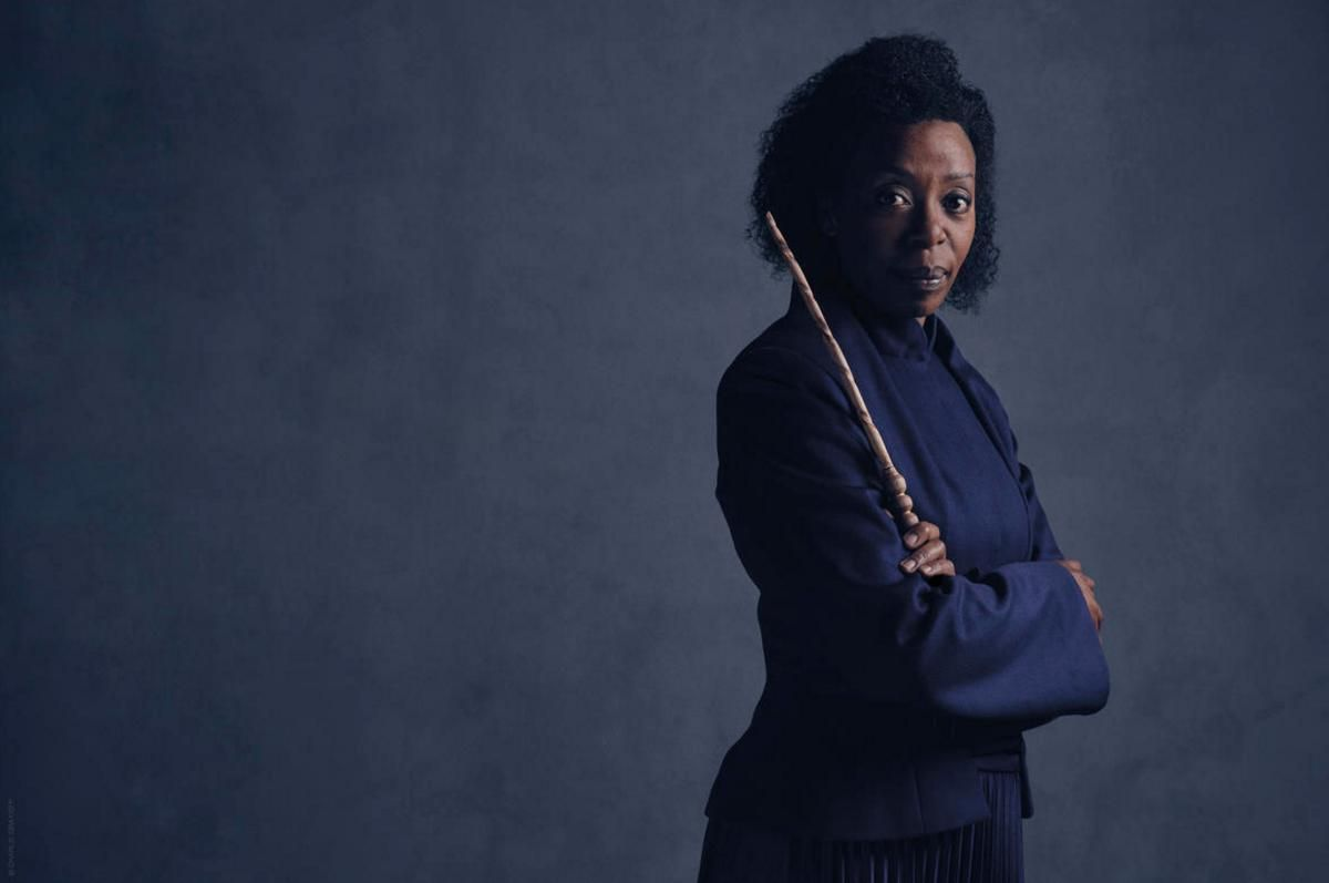 "The role of plucky academic, Hermione Granger-Weasley, is played by actress Noma Dumezweni in ""Harry Potter and the Cursed Child"" play."