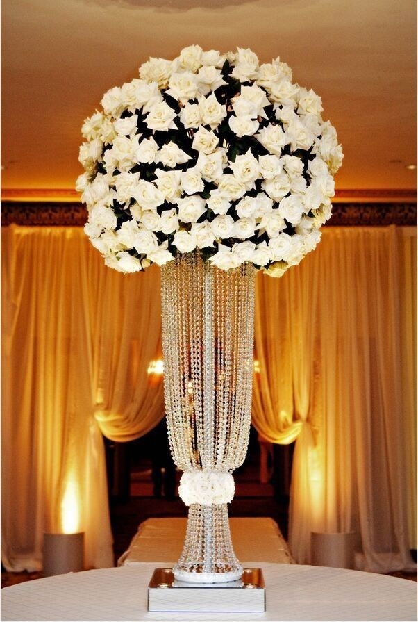 Stand Wedding Quality Tall Directly From China Standing Candle Holders Suppliers Flower Design Metal Centerpiece With