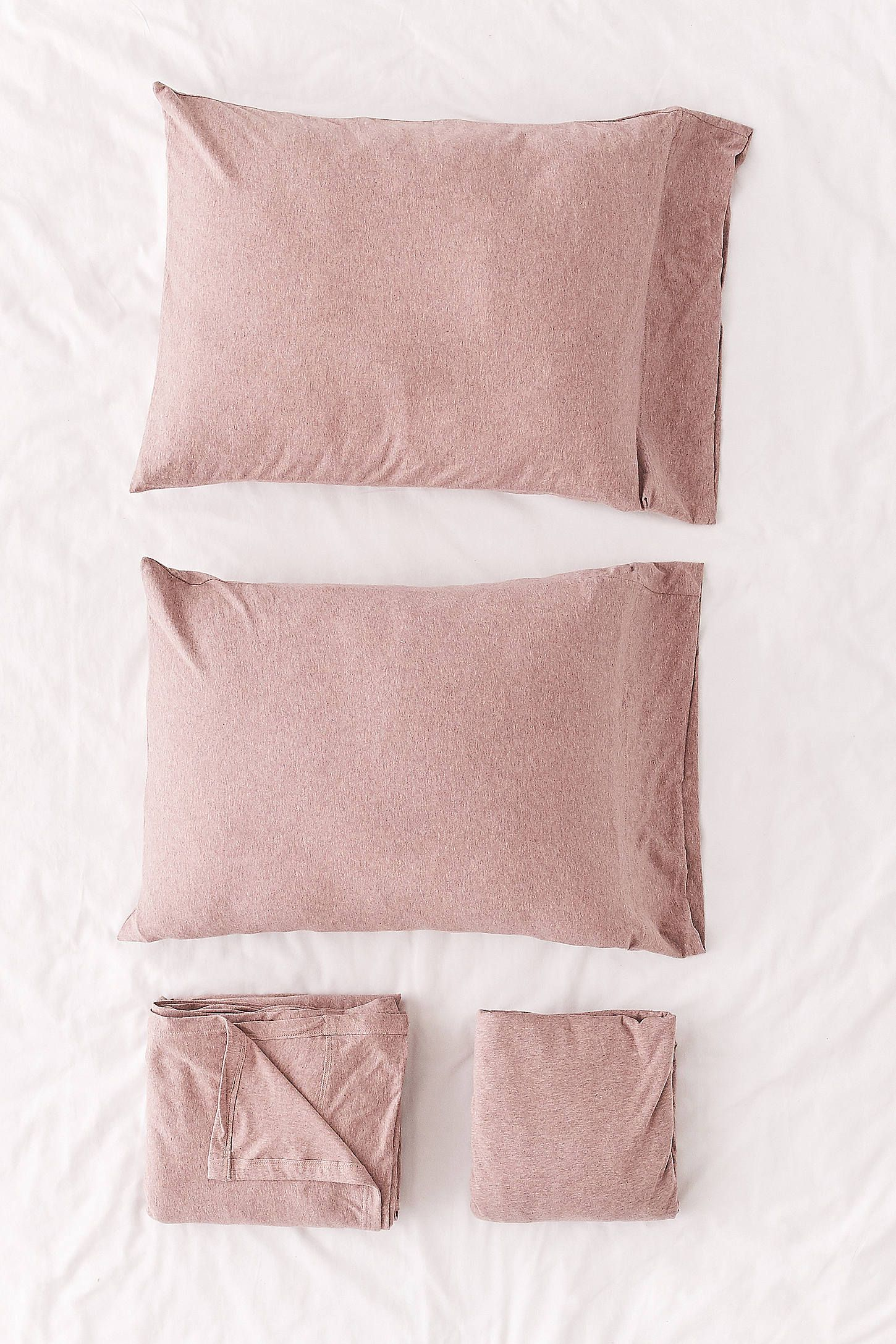 T Shirt Jersey Sheet Set Sheet Sets Boho Sheet Sets