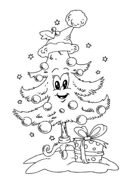Pin by Sandra Lepperhoff on Zukünftige Projekte Pinterest - new christmas tree xmas coloring pages