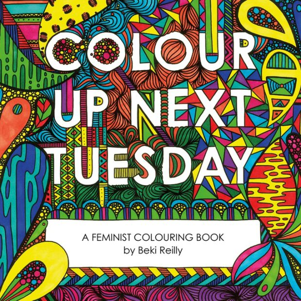 Celebrate Your Vagina With This Glorious Colouring Book