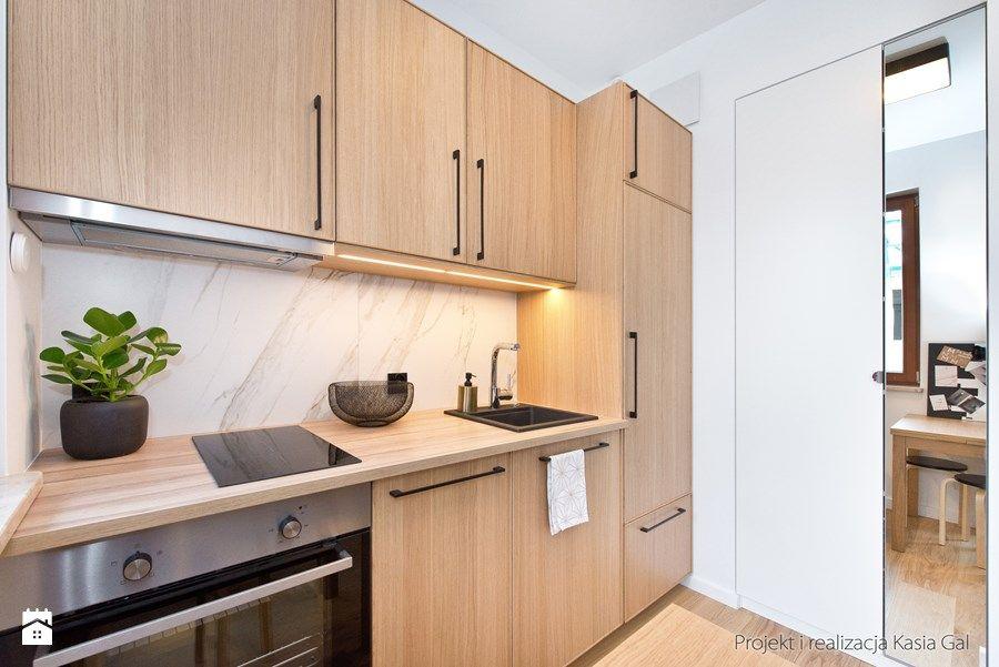 Dębowa kuchnia z Ikea - zdjęcie od Home Glamour Now Kuchnie - ikea de küchenplaner