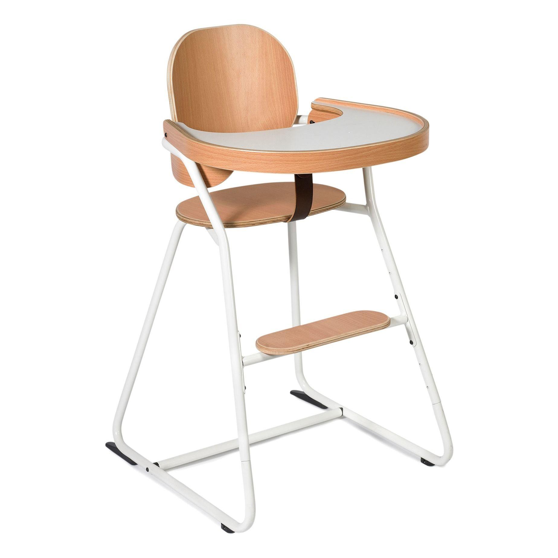 Tibu Adaptive High Chair Table Top Leather Crotch Strap By Charlie Crane High Chair Metal Frame Chair Tibu