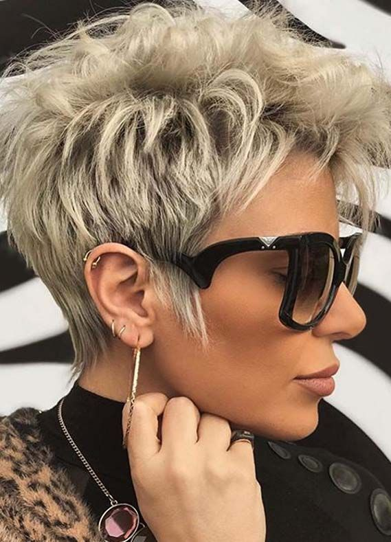 Stunning Pixie Haircuts for Short Hair to Try in 2