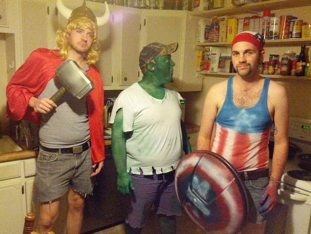 the 50 best halloween costumes of 2012 - College Halloween Costumes Male