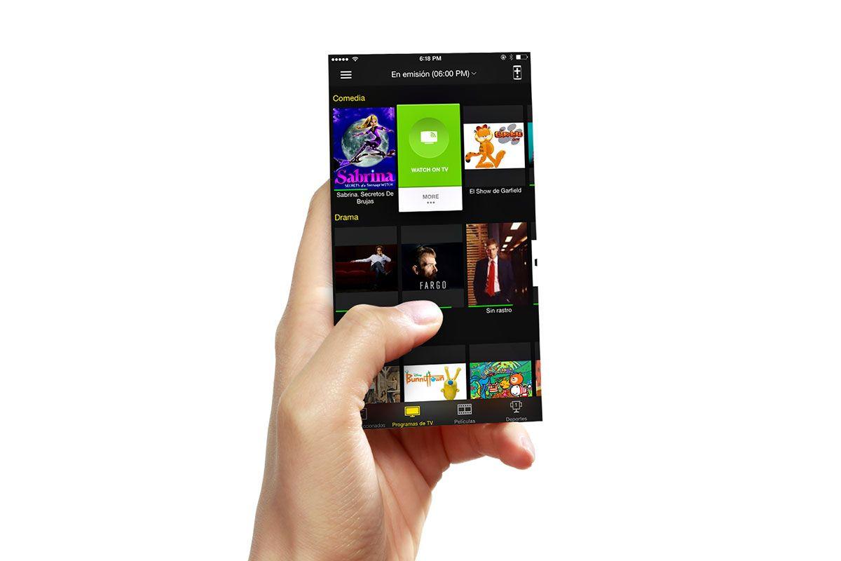 Peel y Pronto, controla varios dispositivos desde el smartphone #peel #iphone #pronto #mwc2015