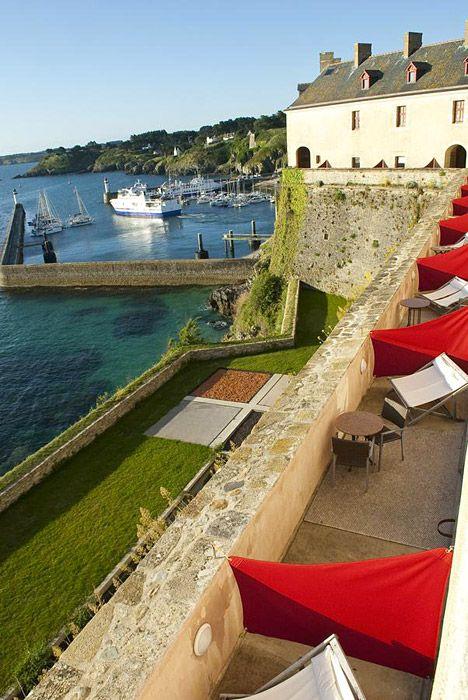 Citadelle Vauban Hotel Musee Belle Ile En Mer Citadelle Et Sejour Insolite