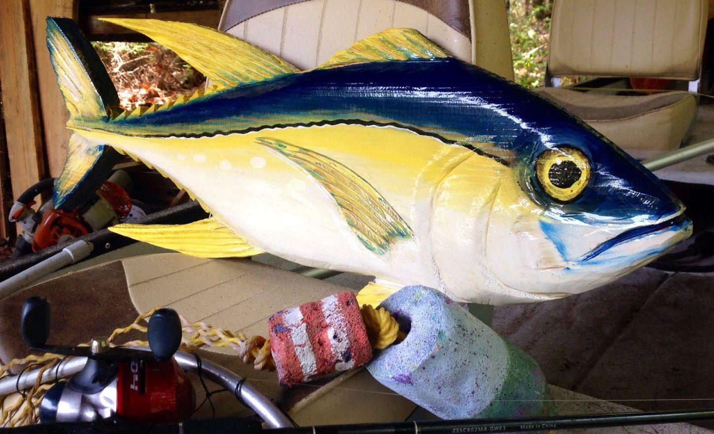 Yellowfin Tuna 36\