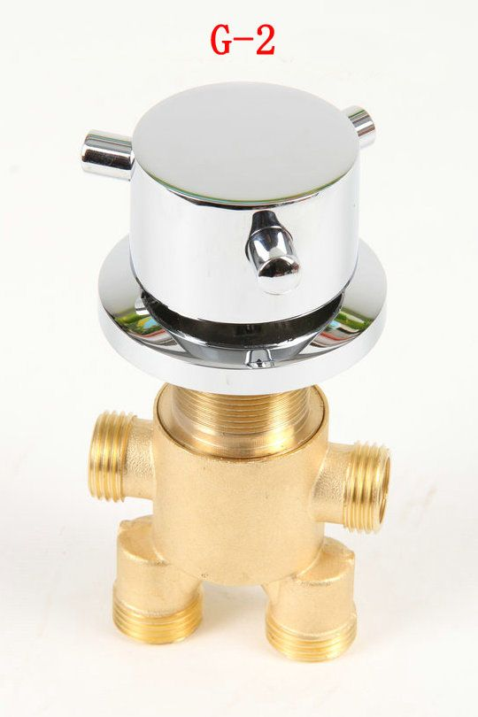 Shower Mixing Valve Brass Bathtub Mixer Set Of Taps For Hot And Cold Water Switch Shower Valve 3pcs Shower Faucet Mixer With Images Shower Valve Shower Faucet Faucet
